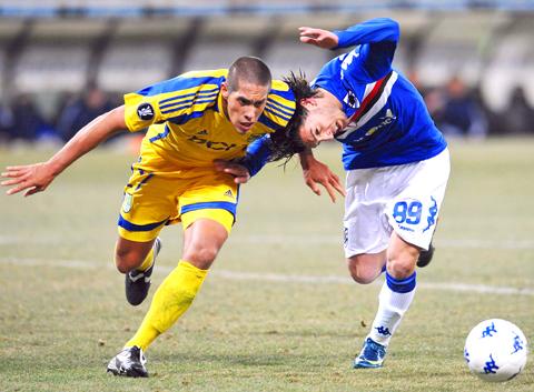 A soli 19 anni Marilungo ha già esordito in A ed in UEFA (taipeitimes.com)