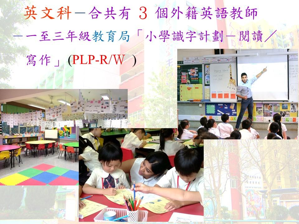 教師團隊 – 新界婦孺福利會梁省德學校
