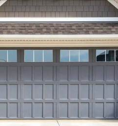 the model 9700 garage door adds the final touch to the design of your home it comes in a wide variety of styles finishes and options to make your home  [ 1500 x 844 Pixel ]