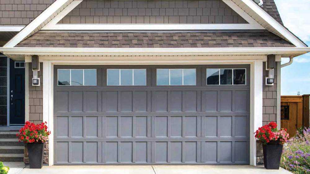 medium resolution of the model 9700 garage door adds the final touch to the design of your home it comes in a wide variety of styles finishes and options to make your home
