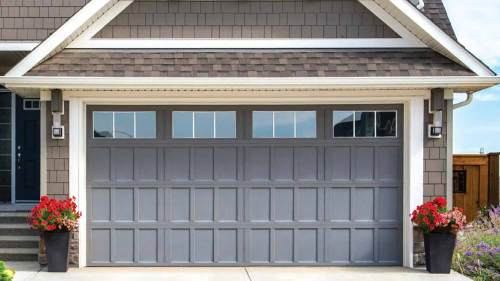small resolution of the model 9700 garage door adds the final touch to the design of your home it comes in a wide variety of styles finishes and options to make your home