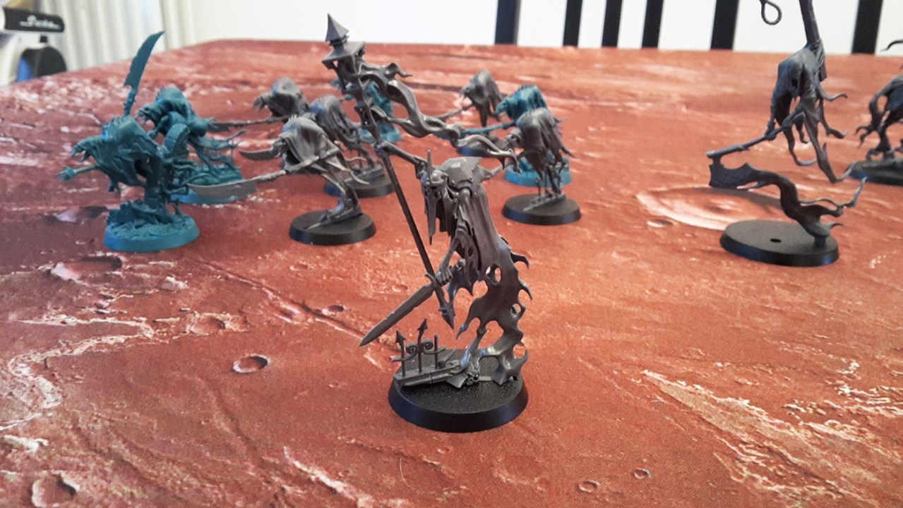 Age of Sigmar V2 - Nighthaunt