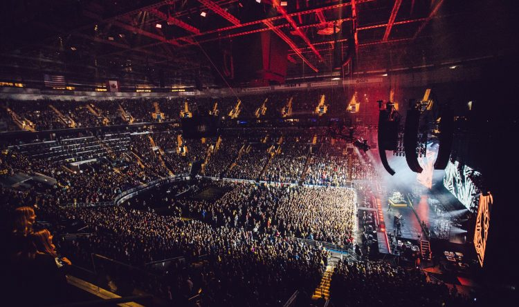 TAIT brings Twenty One Pilots Stage to new heights for the
