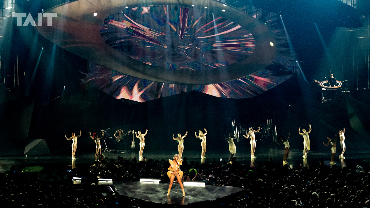 Lady Gagas Vegas Residency reveals an eyepopping TAIT Spectacle