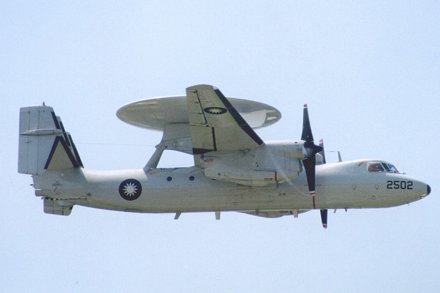 ROCAF Northrop Grumman E2T