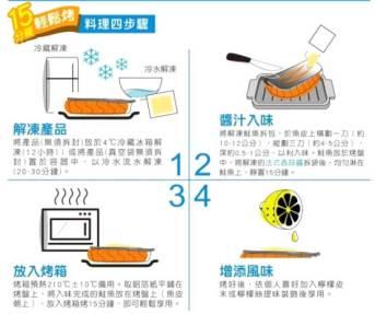 (10/05促銷)【美威】精選鮭魚菲力 法式香蒜(250g)(有效期限2021-07-23)