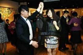 母子跳舞時刻