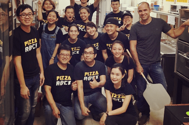 Pizza Rock Taipei Bade Branch