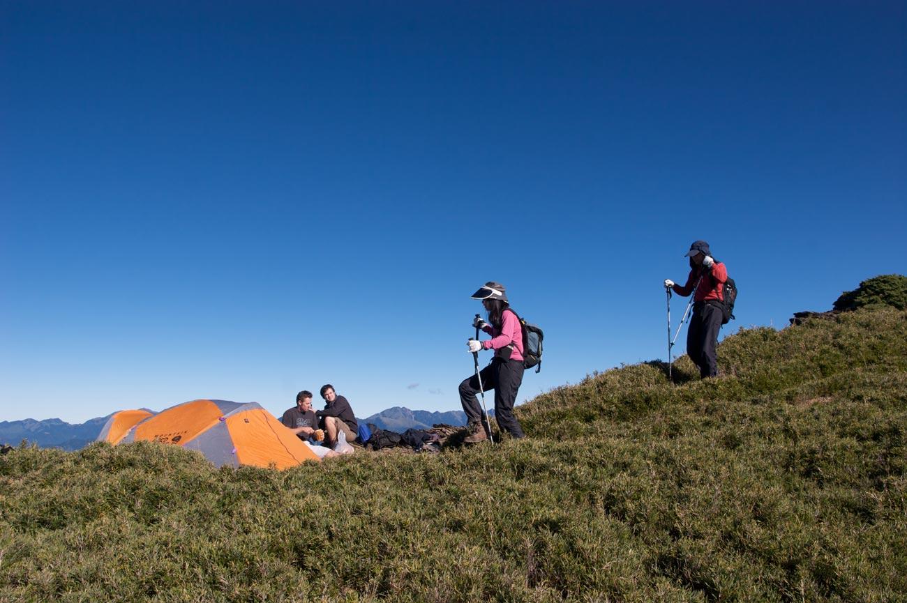 Hehuan Mountain North Peak