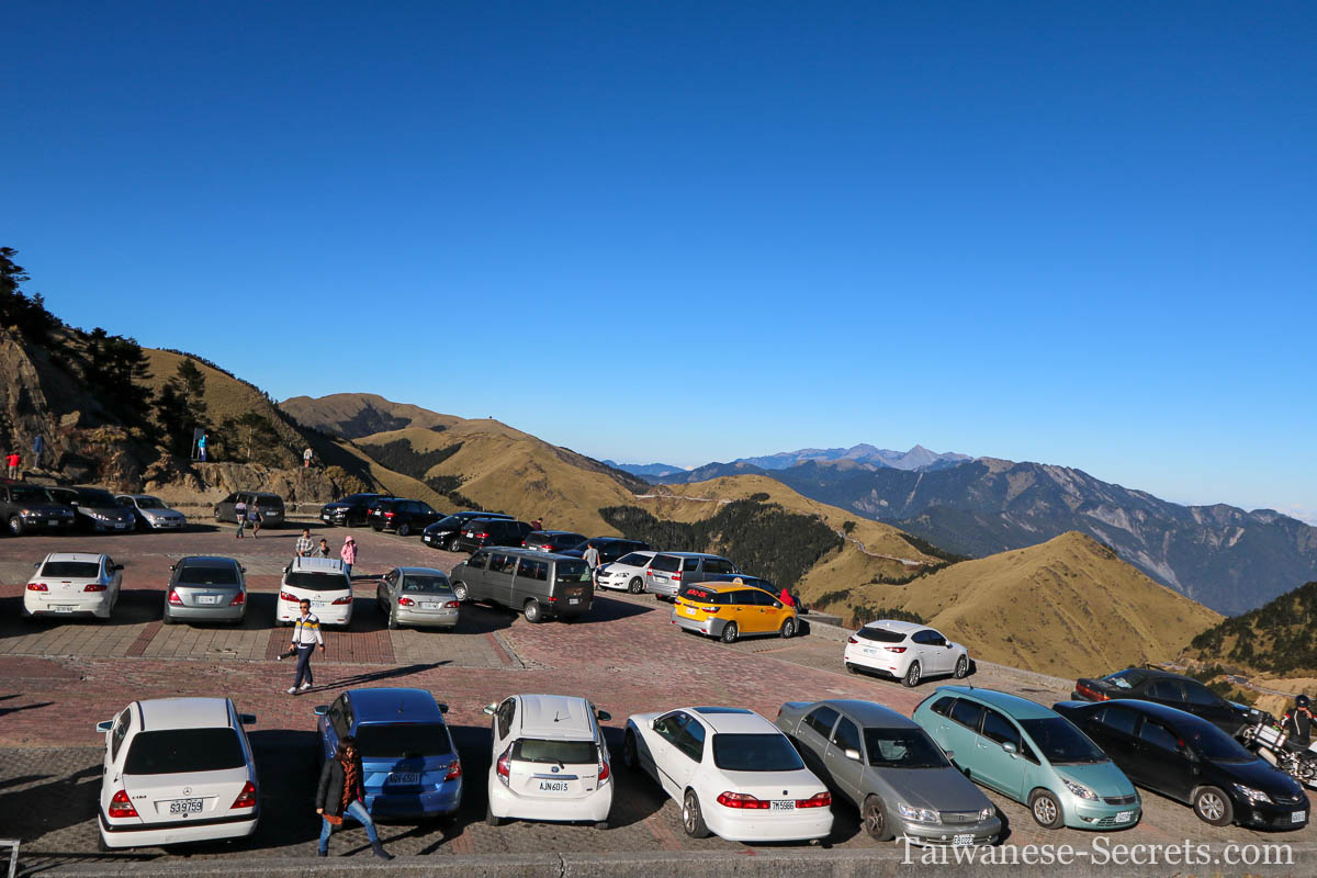 Wuling Parking lot