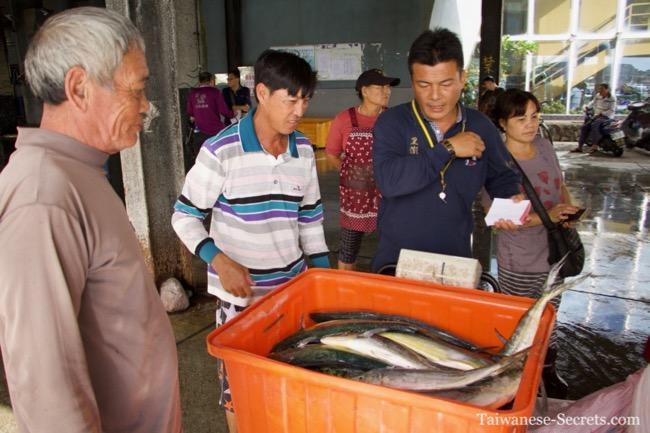 taiwanese fishermen