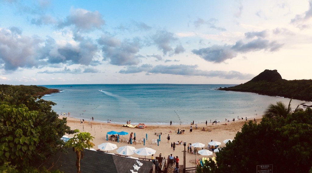 Little Bay Beach kenting taiwan