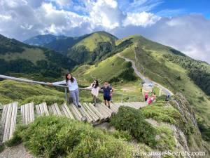 Central Mountain Range Taiwan
