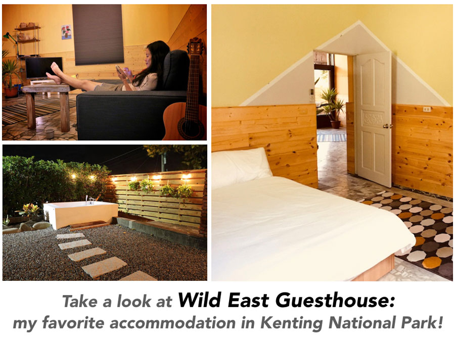 wild east guesthouse kenting national park south taiwan
