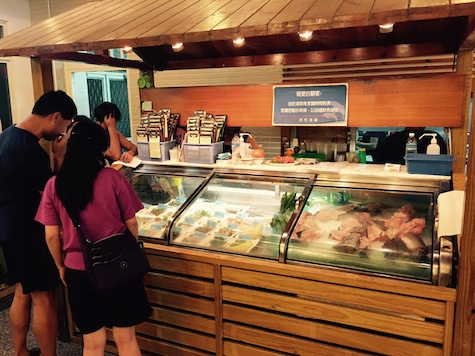 Restaurants and Cafes in Kenting