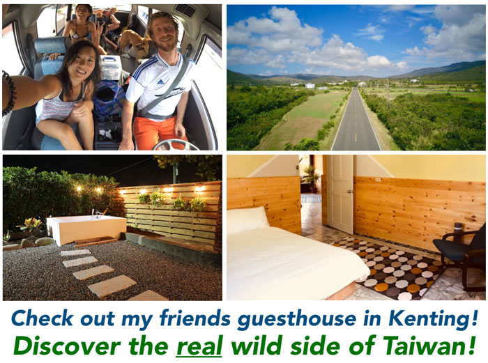 best guesthouse in taiwan