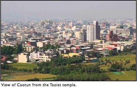 caotun, taichung county, taiwan