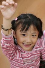 chinese kindergarten student