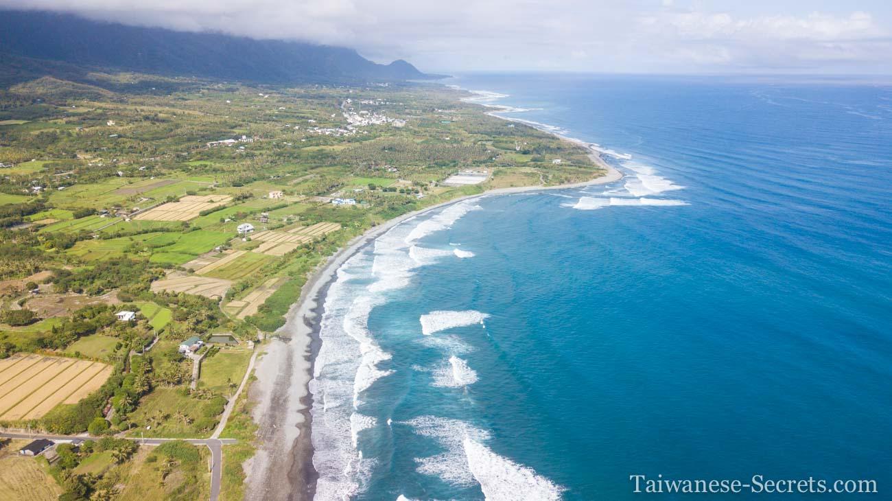 dulan beach taiwan