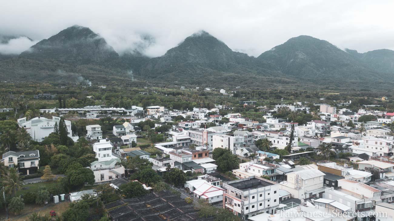 doulan village taiwan