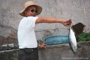 taiwanese fisherman in hualien