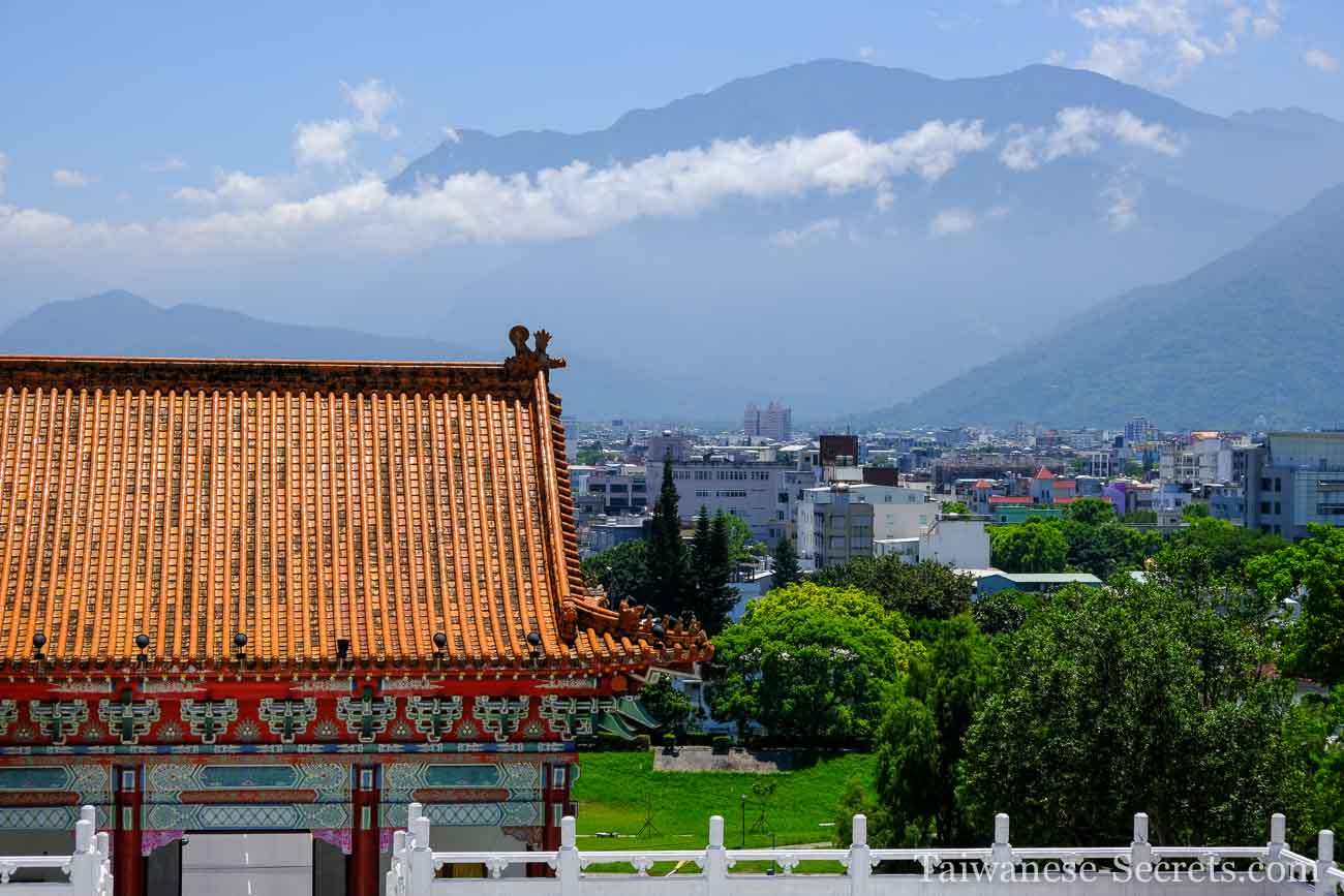 hualien attractions