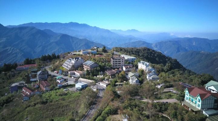 Qingjing (Cingjing) Farm, Nantou County
