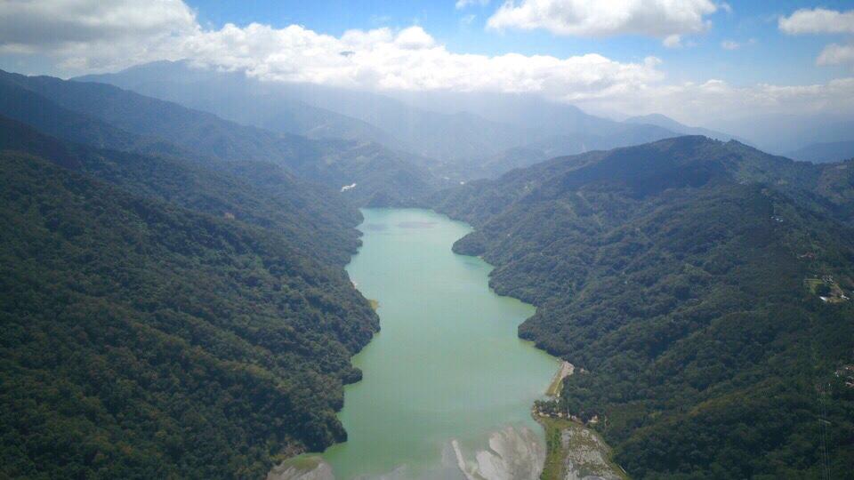 Aowanda reservoir