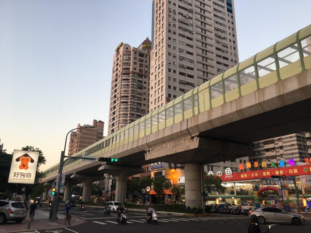 Taichung MRT light rail