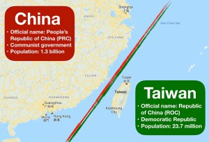 is taiwan a country