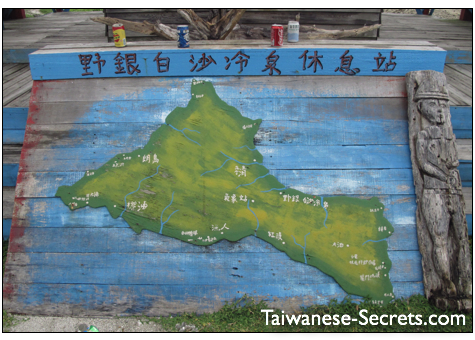 orchid island lanyu map
