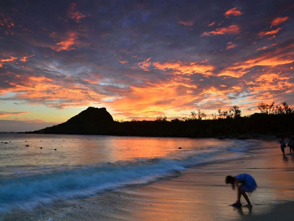 Little Bay Sunset Kenting