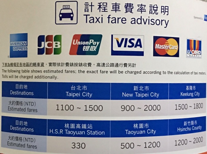 Taoyuan Airport Taxi - Easy Guide to Taipei and North Taiwan