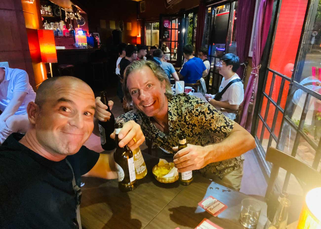 ugo and brandon in taichung