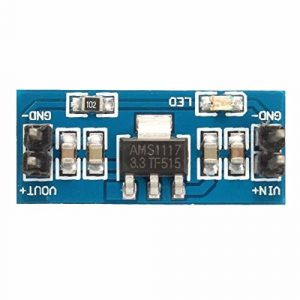 3.3v 降壓電源模組 輸入直流4.5V-7V 輸出 3.3V/800ma。T11 - 臺灣物聯科技 TaiwanIOT Studio