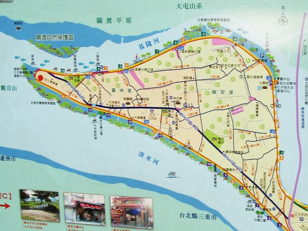 社子島地圖 | Taiwan Justice | 臺灣公義報