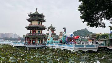 Lotus Pond Dragon Kaohsiung