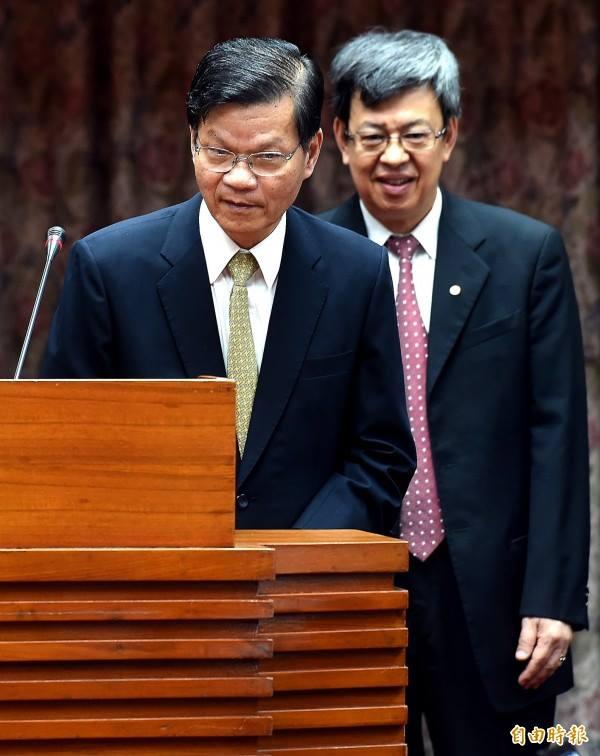翁啟惠-中研院院長-陳建仁-待位副總統