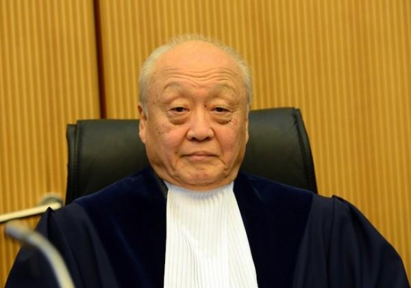 日本-柳井俊二-南海仲裁案庭長