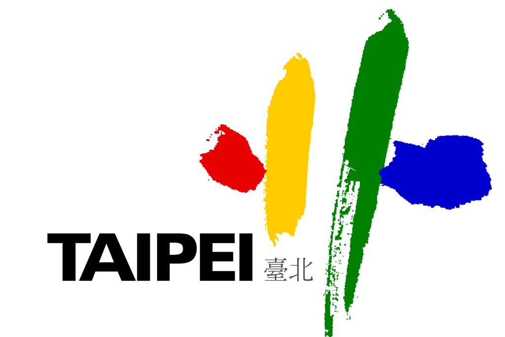 Taipei City Offical Logo 1