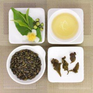 Baked Four Seasons Oolong Tea