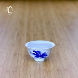 Blue Lotus Tasting Tea Cup Featured View