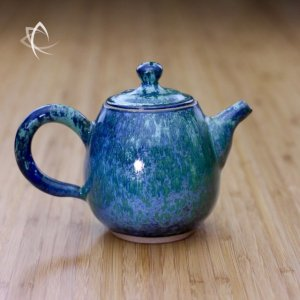 Sea Mist Green Teapot Featured View