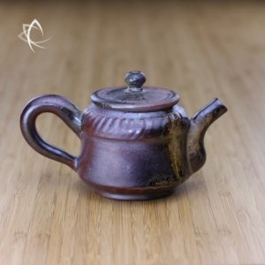 Charcoal Fired Smaller Teapot Featured View