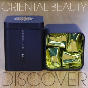 Discover Oriental Beauty Tea Sampler Tin