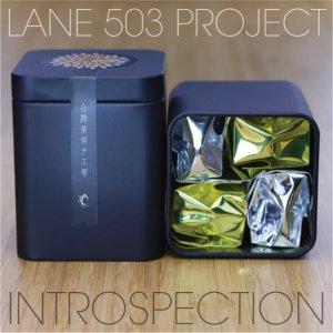 Lane 503 Project Introspection Tea Sampler Tin