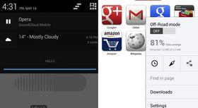 First Opera WebKit browser released