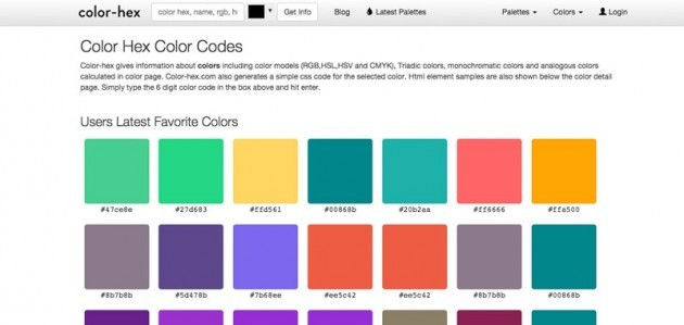 10 Best Tools For Working With Color - Taiwo'S Blog