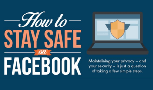 5 Ways to stay safe on Facebook