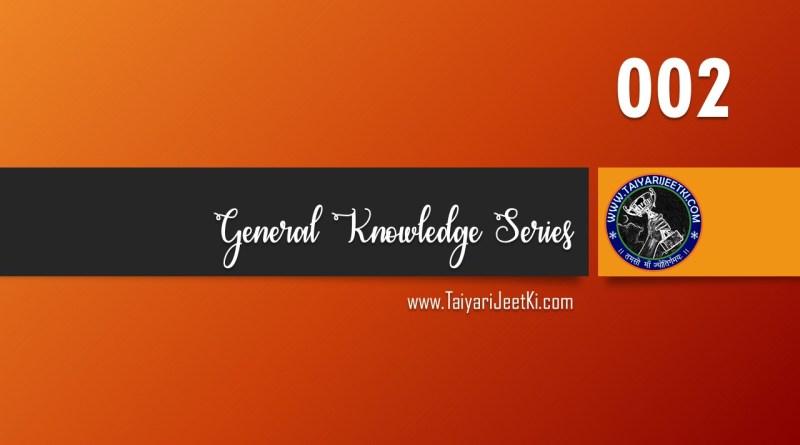 GK Series 002 | राष्ट्रीय और अंतर्राष्ट्रीय महत्वपूर्ण दिवस